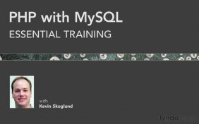 Lynda.com - Основы PHP c MySQL
